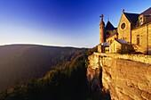 Monastery Mont Ste-Odile,Elsass,France