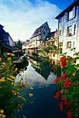 Hotel Le Marechal, Petite Venise in Colmar, Elsass, France