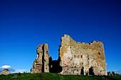 ruins of Toolse order castle, Lääne Viru, Estonia