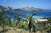 View from Turtle Island,Yasawa Islands, Fiji