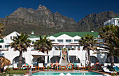 Hotel in Camps Bay, Capetown, South Africa