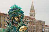 Carnevale in Venice, Italy