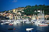 Porto Azzurro, Elba, Tuscany, Italia