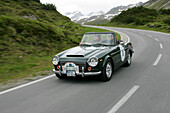 Silvretta Classic Rallye Montafon, 08.07.2004,Silvretta Alpine Road, Datsun Fairlady Roadster, 130PS, Bj.1969