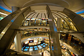 View inside Siam Discovery Center, Shopping Mall, Siam Square, Pathum Wan district, Bangkok, Thailand