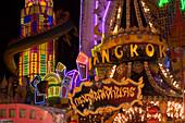 Illuminated Festival Village, Phuket Fantasea, Nighttime Cultural Theme Park, Kamala Beach, Phuket, Thailand