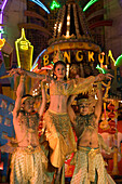 Live performance, Festival Village, Phuket Fantasea, Nighttime Cultural Theme Park, Kamala Beach, Phuket, Thailand