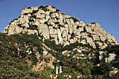 monastery in Shaosi Mountains, Song Shan, Henan province, China, Asia