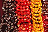 Buddhist prayer beads, usually 108 beads, China, Asia