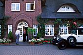 restaurant Joerg Mueller, Westerland, Sylt, Germany