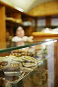 Cookies in an Italian bakery, Italia