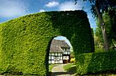 A winery in the Eifel, Rhineland-Palatinate, Germany