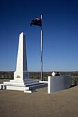 Anzac Hill War Memorial, Alice Springs, Northern Territory, Australia