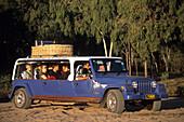 Ein Abenteuer Rundfahrt mit Magnetic Island Moko Tour, Magnetic Island, Queensland, Australien