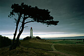 Light house, Hiddensee Island, Mecklenburg-Western Pomerania, Germany
