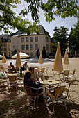 Luxembourg city,  Clairefontaine square, Luxembourg, Europe