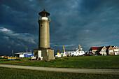Lighthouse, Juist, East Frisia, Germany