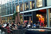 Restaurant Brenner, Maximilianstr. 15, Munich, Bavaria, Germany, Outdoor Cafe