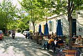 Restaurant Zum Kloster, Preysingstr. 77, Stadtteil Haidhausen, Muenchen, München, Bayern, Deutschland, Reise