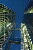 Business Towers, Schwabing, Munich, Germany