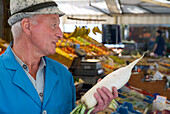 Elisabeth Open Air Market, Fruit, Vegetables, Shopping, Schwabing, Munich, Bavaria, Germany, Bavarian Food