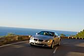 Coastal road, North Coast, Majorca, Spain