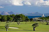 Club de Golf Alcanada, Badia de Alcudia, Majorca, Spain