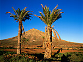 Holy Mountain of the Natives, Montana Tindaya, extinct volcano, Fuerteventura, Canary Islands, Spain