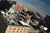 Roof Top Pool, Soho Grand Hotel, New York