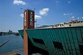 Nemo Science Center, Amsterdam, Netherlands, Europe