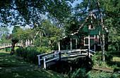 Zaanse Schans, open-air museum, Netherlands, Europe