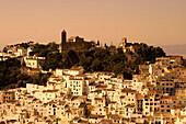 Spain Andalucia Casares white village