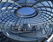 Norman Foster, Kuppel, Reichstag, Berlin