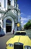 Rolls Royce, Hotel Negresco, Nice, French Riviera, France