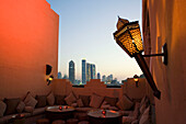 Royal Mirage Arabian Court Hotel Rooftop bar
