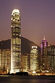 China Hongkong Central, Skyline, International Finance Center II, tower