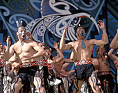 New Zealand,north island,  Rotorua Arts Festival,dance and singing performance