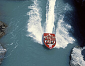 Queenstown New Zealand Shotover river Jet boat