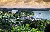 New Zealand, North island, Russel