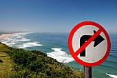 Garn Route, Wilderness beach, South Africa