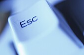 ESC, Escape Key, Keyboard, PC
