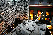 House of Terror, Museum, Budapest, Hungary