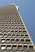 Transamerica Pyramid, Sehenswürdigkeit, San Francisco, Kalifornien, USA