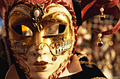 Carival mask, Venice, Italy