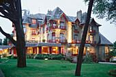 Hotel Castel Marie Lousie, La Baule, Brittany, France