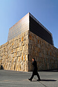 The new Jewish Centre with main synagogue in Munich, Bavaria, Germany
