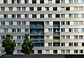Uno City (Vienna International Centre), Vienna, Austria