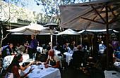 Restaurant Spago, Beverly Hills, L.A., Los Angeles, California, USA