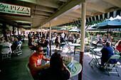 Original Farmers  Market on West Street and Fairfax, Los Angeles, Kalifornien, USA