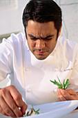 Executive Chef Jeffrey Brana, Restaurant Brana, Coral Gables, Miami, Florida, USA